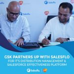GSK Partners up with Salesflo