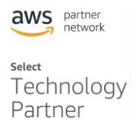 AWS Technoloty Partner logo